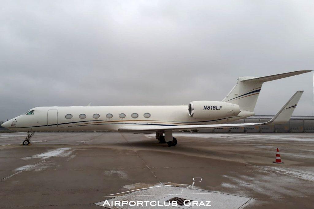 LFG AVIATION Gulfstream G550 N818LF