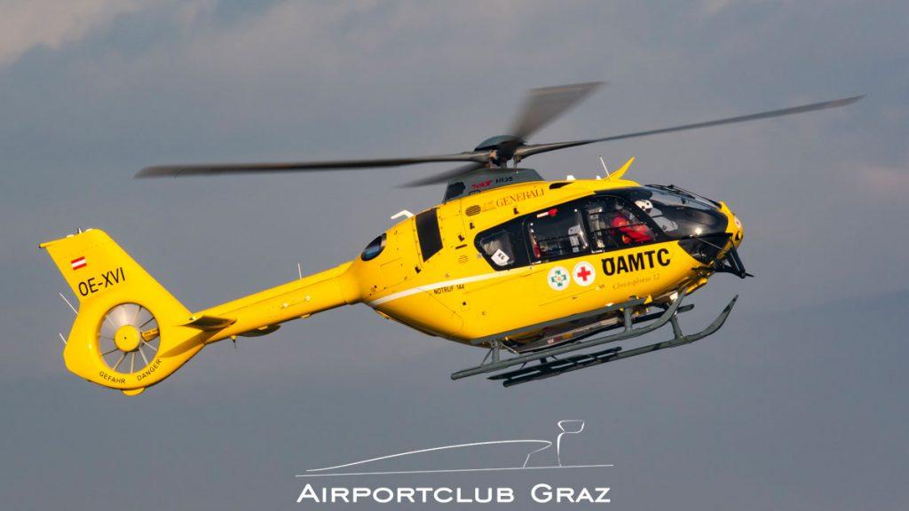 ÖAMTC Eurocopter H135 OE-XVI