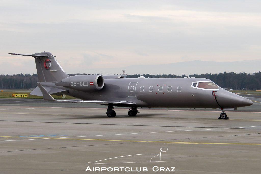 Laudamotion Exekutive Learjet 60 OE-GLJ