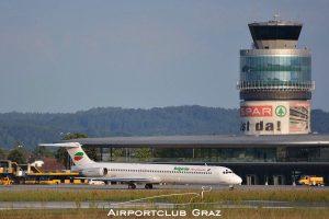 Bulgarian Air Charter McDonnell Douglas MD-82 LZ-LDP