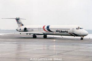 Air Liberté McDonnell Douglas MD-83 F-GHEB