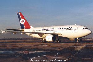 Yemenia Airbus 310-324 F-OHPR