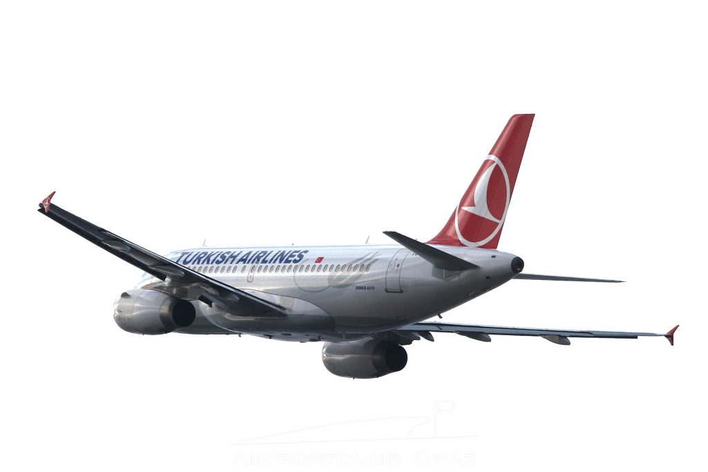 Turkish Airlines Airbus 319-132 TC-JLZ