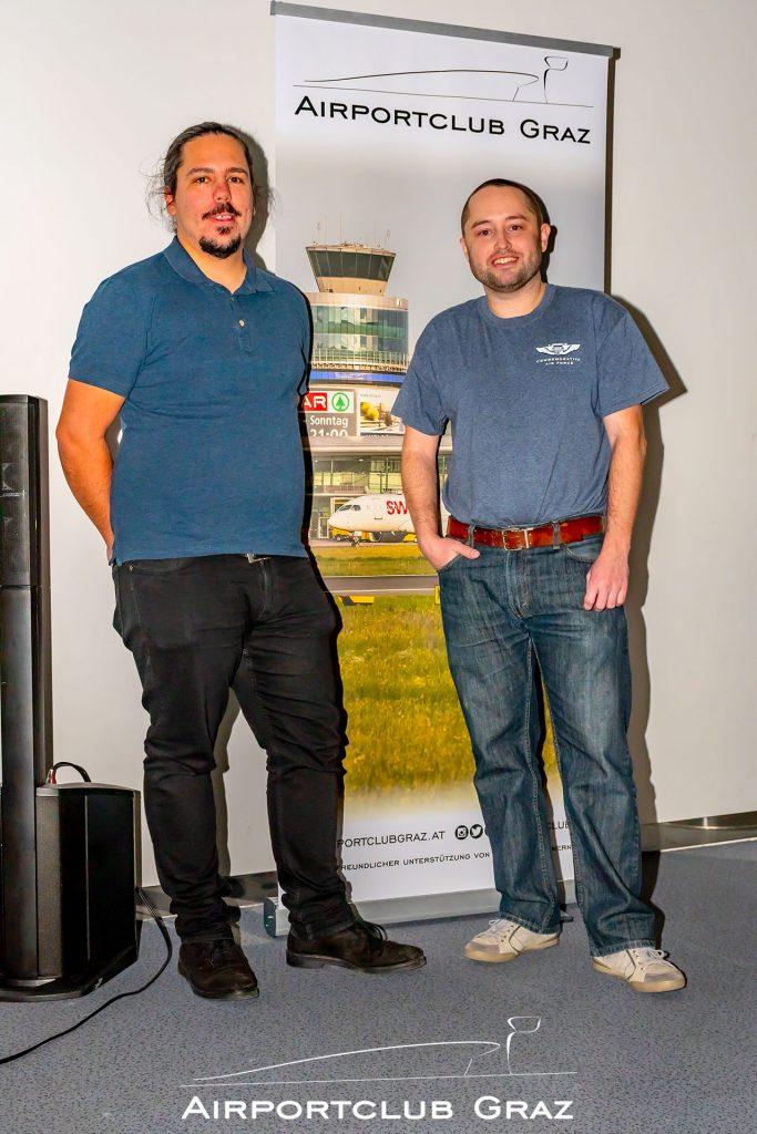 Airportclub Graz Clubabend Januar 2019