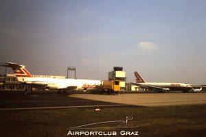 Lauda Air BAC 1-11-525FT YR-BCM
