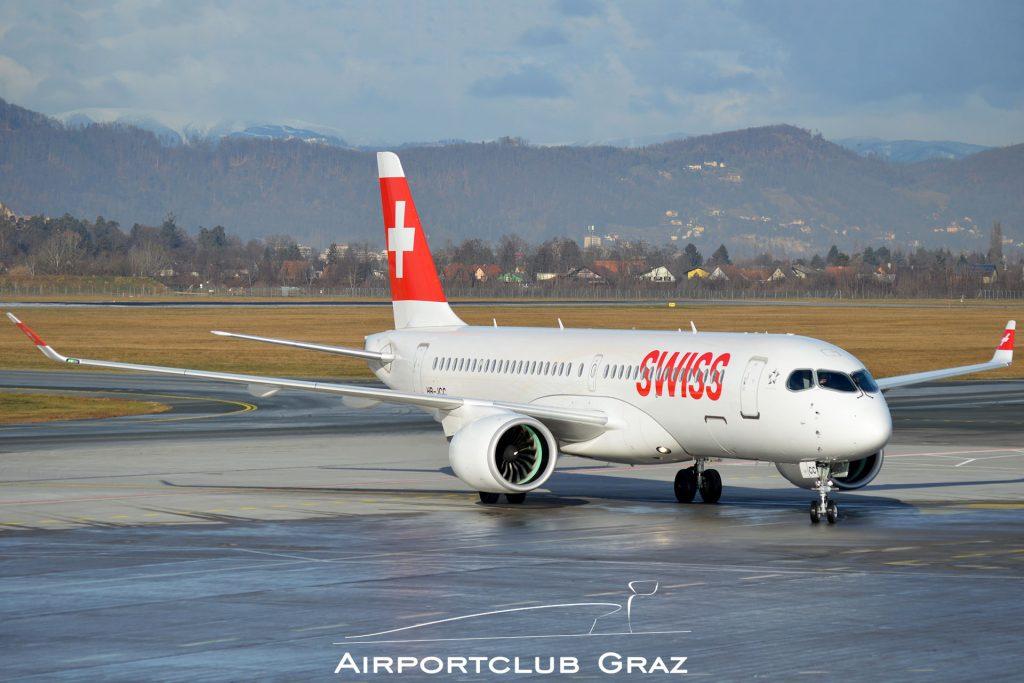 Swiss CS300 HB-JCC