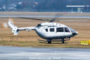 Eurocopter EC145 4K-AZ666