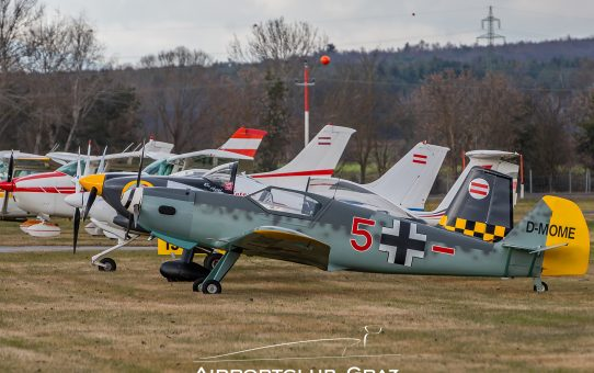 Silvester Fly-In am Flugplatz Punitz 2018