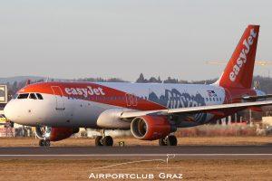 easyJet Airbus 320-214 OE-IVA