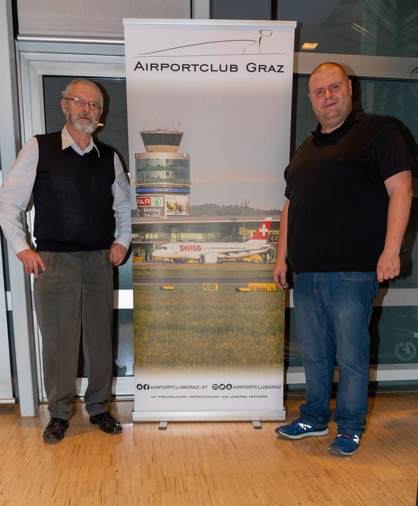 Airportclub Graz Clubabend Februar 2019