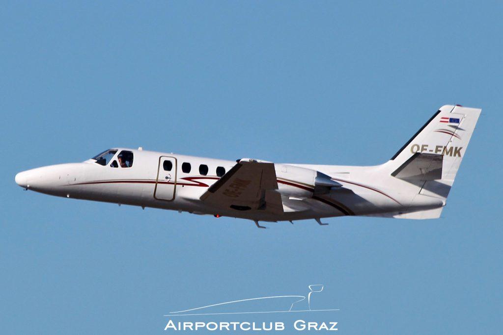 Mali Air Cessna 501 Citation SP OE-FMK