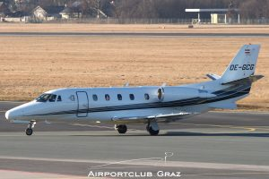 Goldeck Flug Cessna 560XL Citation Excel OE-GCG