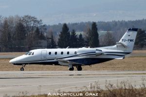 Air Pink Cessna 560XL Citation XLS Plus YU-PMK