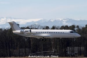 Air X Charter Bombardier CL-600-2B19 Challenger 850 9H-AMY