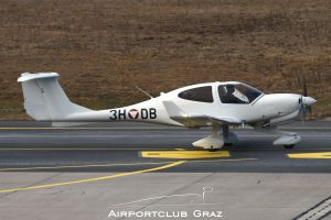 Bundesherr Diamond DA40NG 3H-DB