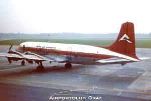 Delta Air Transport Douglas DC-6B OO-VGF