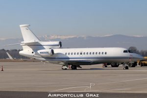 National Airlines Dassault Falcon 7X N8000E