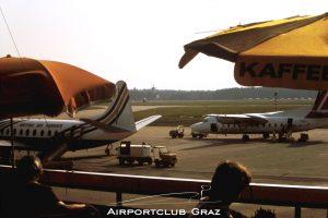 Flughafen Graz 1984