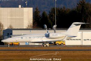 Delia Gulfstream G450 P4-BFL