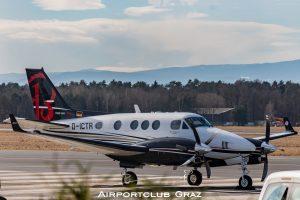 Beechcraft C90GTx King Air D-ICTR