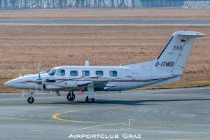 Air Alliance Piper PA-42-720 Cheyenne IIIA D-ITWO