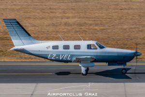 Piper PA-46-350P Malibu Mirage LZ-VEL