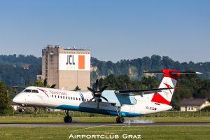 Austrian Airlines Dash 8-402 OE-LGE