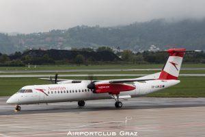 Austrian Airlines Dash 8-402 OE-LGM