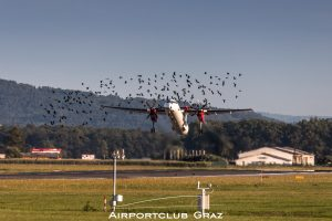 Austrian Airlines Dash 8-402 OE-LGN