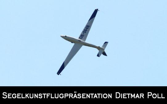 Segelkunstflugpräsentation von Dietmar Poll