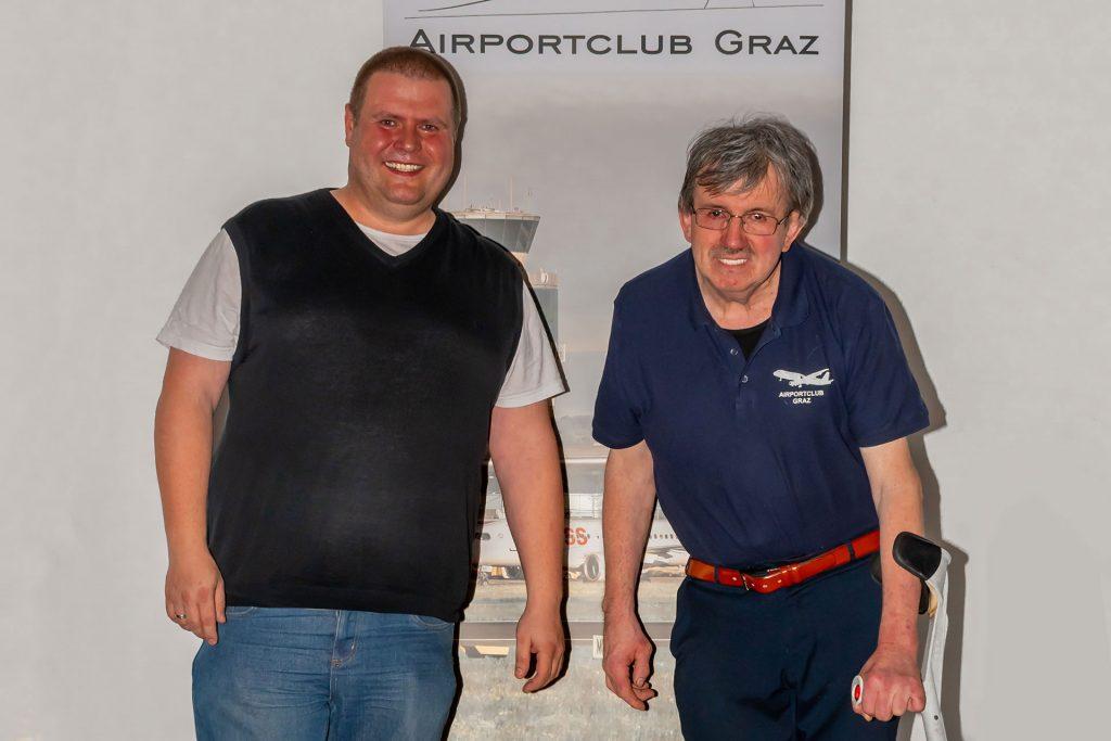 Airportclub Graz Clubabend März 2019