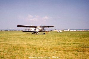 PZL-Mielec An-2 HA-ANM
