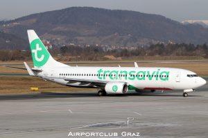 Transavia Boeing 737-8K2 PH-HZV