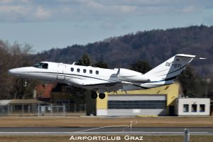 Smartline Cessna 525C CitationJet 4 OE-GTI