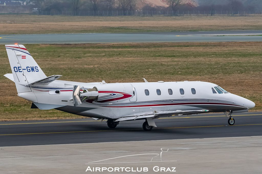 International Jet Management Cessna 560XL Citation XLS Plus OE-GWS
