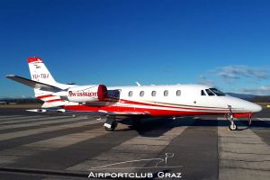 Swisslion Cessna 560XL Citation XLS+ YU-TBA