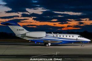 Air X Charter Cessna 750 Citation X D-BUZZ