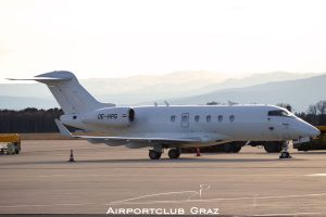 Laudamotion Executive Bombardier BD-100-1A10 Challenger 300 OE-HPG