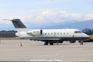 Air Independence Bombardier CL-600-2B16 Challenger 604 OE-ITH