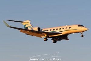 Gulfstream G650 9H-CAA