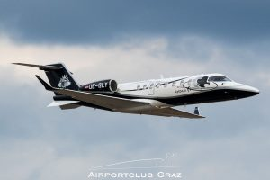 Lycoair Learjet 75 OE-GLY