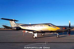 ProAir Aviation Pilatus PC-12/47E D-FDEN