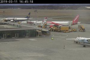 Ryanair Ausweicher aus Salzburg