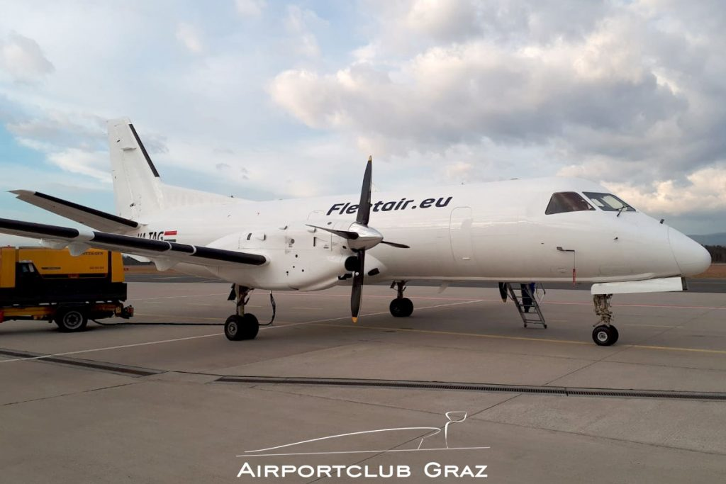 Fleet Air International Saab 340A(F) HA-TAG