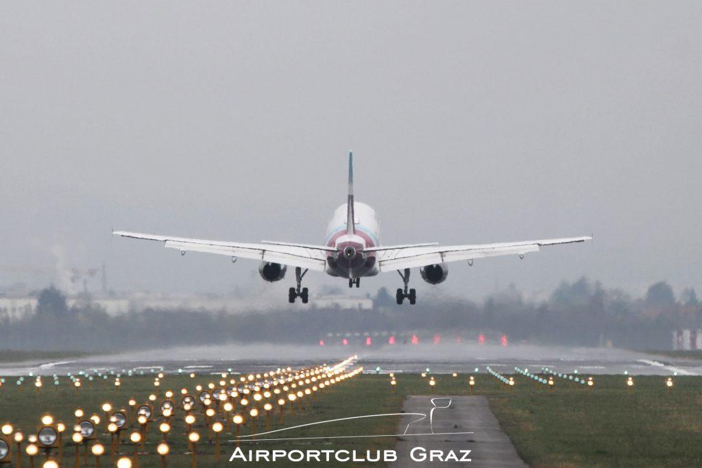Eurowings Airbus A319-132 OE-LYY