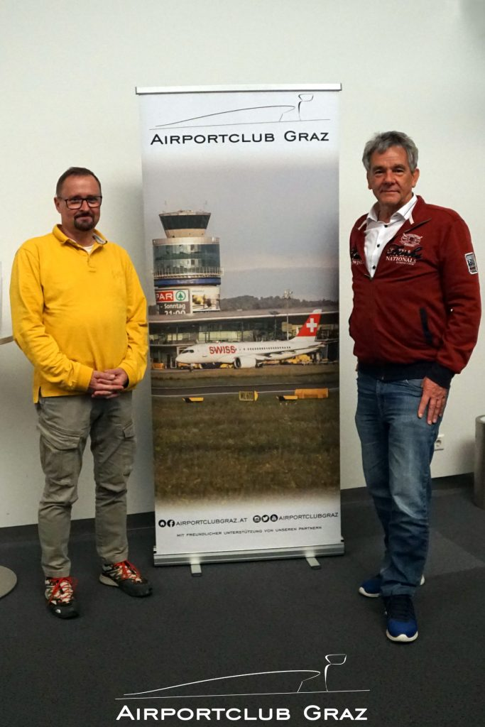Airportclub Graz Clubabend April 2019