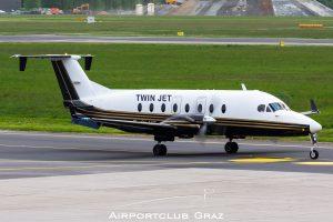 Twin Jet Beech 1900D F-GLNF