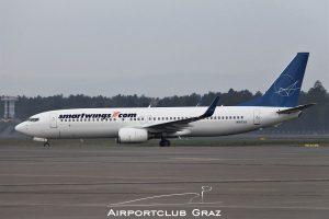 Smartwings Boeing 737-86J N917XA