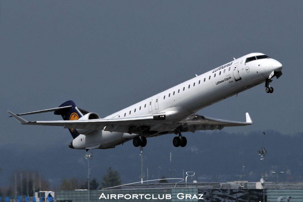 Lufthansa Cityline CRJ-900 D-ACKF