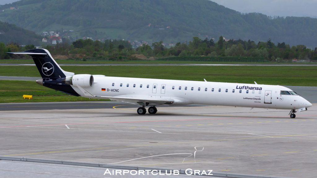 Lufthansa Cityline CRJ-900 D-ACNC